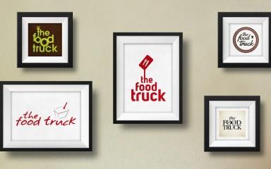 The Food Truck recherche logos