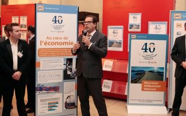 DKV 40 ans présentation du président