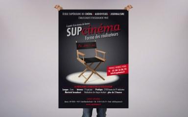 SUP Cinéma - Affiche