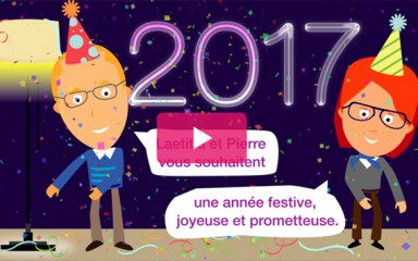 Animation Voeux 2017