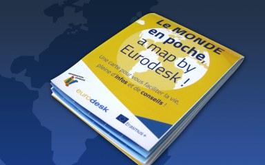 Couverture Le monde en poche Eurodesk