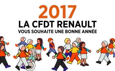 CFDT Renault Animation Voeux 2017