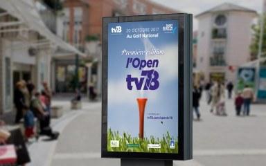 Communication du premier Open TV78 - Saint-Quentin-en-Yvelines